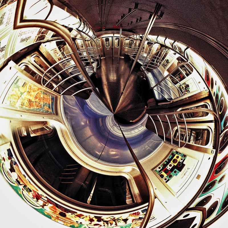 Alex AG; Roundness of the Trip in a Subway Car