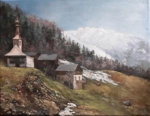 Svetlana Koksharova art artist painting