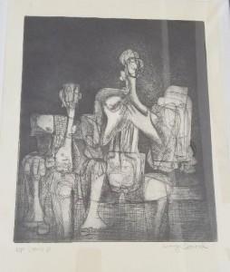George Conrad artist art